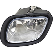 Fog Light Assembly - Driver Side, without Daytime Running Light