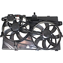 OE Replacement Radiator Fan - Fits 3.5L/3.7L, w/ Tow Pckg.