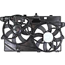 OE Replacement Radiator Fan - Fits 3.5L/3.7L, w/o Tow Pckg.
