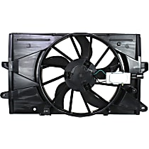 OE Replacement Radiator Fan - Excludes SHO Model