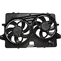 OE Replacement Radiator Fan - Fits 2.3L/2.5L, Excludes Hybrid