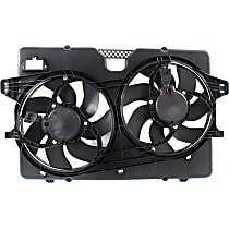 OE Replacement Radiator Fan - Fits 3.0L