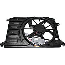 OE Replacement Radiator Fan - Hybrid