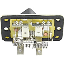 Blower Motor Resistor - without Harness Pigtail