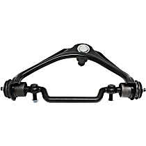 Control Arm with Ball Joint Assembly, Front Upper Passenger Side