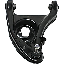 Control Arm with Ball Joint Assembly, Front Lower Driver Side For RWD Models