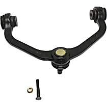 Control Arm with Ball Joint Assembly, Front Upper Passenger Side For RWD Models with Coil Spring