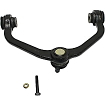Control Arm with Ball Joint Assembly, Front Upper Driver Side For RWD Models with Coil Spring