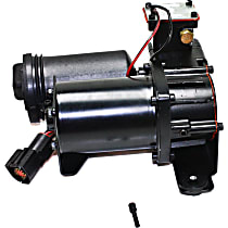 Air Suspension Compressor - Requires the Use of Factory Mounting Bracket