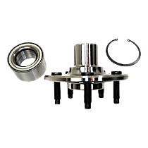 Rear, Driver or Passenger Side Wheel Hub With Tapered bearing - Sold individually