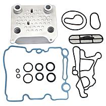 Engine Oil Cooler - 6.0L, Kit