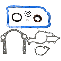 Replacement REPF312701 Lower Engine Gasket Set - Set