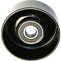 Replacement REPF317402 Accessory Belt Idler Pulley - Direct Fit, Sold individually
