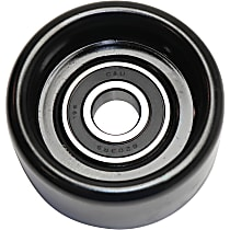 Replacement REPF317403 Accessory Belt Idler Pulley - Direct Fit, Sold individually