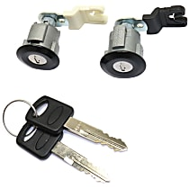 P-350 P-400 Door Lock Cylinder for Ford F-100 Galaxie 500 Mustang F-350