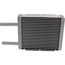 Heater Core 7.75 x 7.13 x 2 in. Core, 0.63 in. Inlet, 0.63 in. Outlet