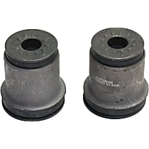 Control Arm Bushing - Front, Driver and Passenger Side, Upper, Set of 2