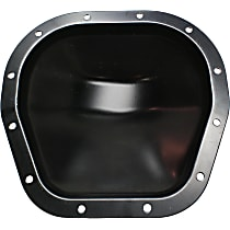 Differential Cover - Steel, Except 8 Cylinder, 6.4 Liter Engine