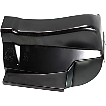 Replacement Cab Corner - Direct Fit, Passenger Side w/Standard Cab