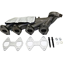 Exhaust Manifold - Driver Side