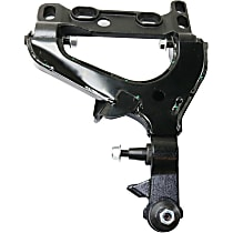 Control Arm with Ball Joint and Holding Bracket Assembly, Front Lower Passenger Side