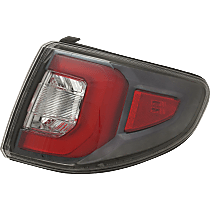 GMC GM OEM 13-16 Acadia Taillight Tail Light Lamp Rear-Stop Lamp Bulb 13582912