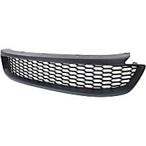 Bumper Grille, Textured Black
