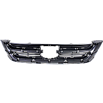 Grille Assembly - Painted Gray Shell and Insert, Mexico/USA Built Vehicle
