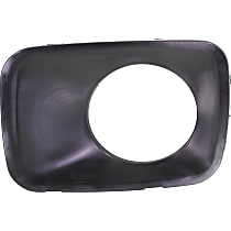 Fog Light Trim - Driver Side