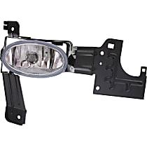 Fog Light Assembly - Passenger Side, Coupe, Factory Installed