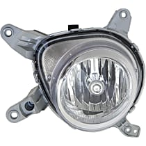 Fog Light Assembly - Passenger Side, with Turbo