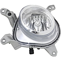 Fog Light Assembly - Driver Side, with Turbo