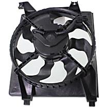 A/C Condenser Fan - Passenger Side