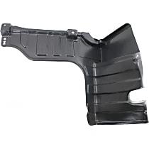 Passenger Side Engine Splash Shield - Under Cover, Rear, 2011-13 Elantra/2013-13 Elantra Coupe/2013-15 Elantra GT