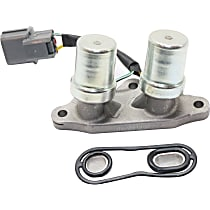 Replacement Automatic Transmission Lock-Up Solenoid - Fits 1995-2002 Honda Accord, 1999-2001 Honda Odyssey, Direct Fit