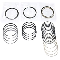Replacement REPH381401 Piston Ring Set - Direct Fit, Set