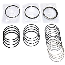 Replacement REPH381402 Piston Ring Set - Direct Fit, Set