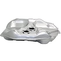 Fuel Tank, 12 gallons / 45 liters - w/Lock Ring w/o Seals and Filler