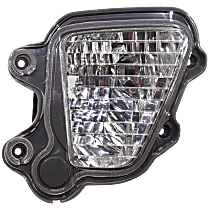 Replacement Back Up Light - REPH731303 - Passenger Side, Direct Fit