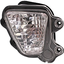 Replacement Back Up Light - REPH731304 - Driver Side, Direct Fit