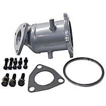 Front Precat Catalytic Converter For Models with 2.4L Eng 46-State Legal (Cannot ship to CA, CO, NY or ME)