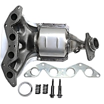 Catalytic Converter Front, For Models with 1.7L SOHC Eng 46-State Legal (Cannot ship to CA, CO, NY or ME)