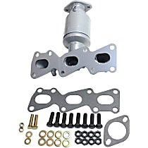 Front Radiator Side Catalytic Converter with Integrated Exhaust Manifold For Models with 3.3L and 3.8L L Eng 46-State Legal (Cannot ship to CA, CO, NY or ME)