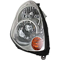Passenger Side HID/Xenon Headlight, Without bulb(s) - From 1-05