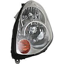 Driver Side HID/Xenon Headlight, Without bulb(s) - From 1-05
