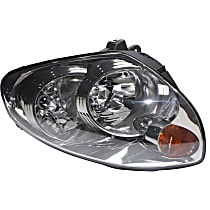 Driver Side HID/Xenon Headlight, With bulb(s) - From 1-05