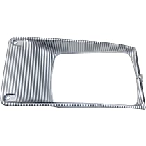 Headlight Bezel - Chrome, Sold individually