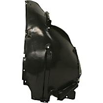 Fender Liner - Front, Driver Side, Rear Section
