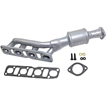 Front Driver Side Catalytic Converter with Integrated Exhaust Manifold For Models with 5.6L Eng 46-State Legal (Cannot ship to CA, CO, NY or ME)