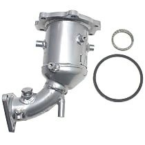 Catalytic Converter Front Radiator Side, For Models with 3.5L Eng California Emissions 47-State Legal (Cannot ship to CA, NY or ME)